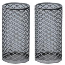 Tianyue Profissional Expandido Metal Cilindro Filtro (tye - 063)