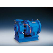 Pompe centrifuge à faible bruit avec connexion directe