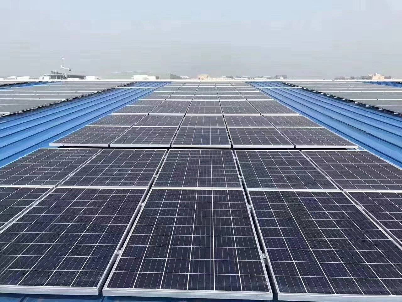 400KW solar power system