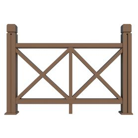 New generation outdoor	railing for decks