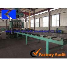 machine de soudure de treillis de cadre en acier