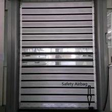 High Speed Rolling Door with Hard Metal