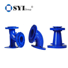 High Quality Bending Ductile Iron Joint Loosing Flanged Pipe Fittings