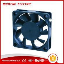 Refroidisseur de micro ventilateur 60X60X15, ventilateur à roulement à douille, ventilateur de refroidissement CC 12V
