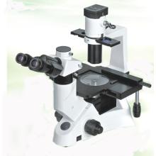 Microscopio biológico invertido de laboratorio Nib-100 para instrumentos ópticos