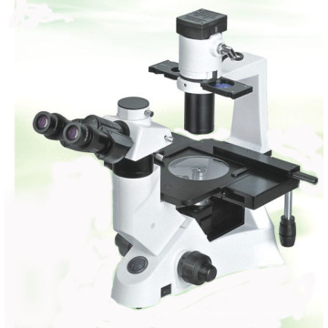 Laboratory Inverted Biological Microscope Nib-100 for Optical Instruments