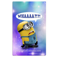Minions super absorbent high quality beach towel