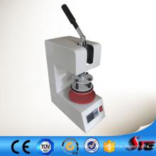 Machine de transfert de chaleur de plat manuel avec le certificat de