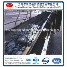 Funcionamiento excelente GB / T20021-2005 del desgaste de la banda transportadora de goma