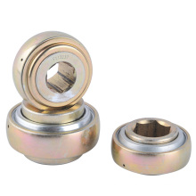 Hexagonal Hole-Units Inserted Ball Bearings