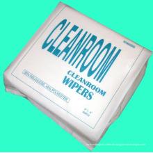 Reinraumwischer Cellulose / Polyester-Blend Haltbarkeit
