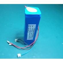 7.4V 7.8Ah smart lithium ion uppladdningsbart batteri