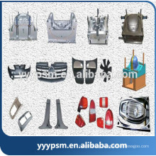 Toyota yutong kinglong volvo abs plastic auto mould part with injecting molded for sale