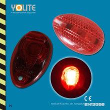 Reflektierender Plastikclip mit CE EMC