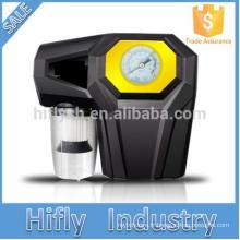 120W Quatre dans un multifonctionnel véhicule aspirateur gonfleur pneu pression de la pression de mesure d'éclairage de secours