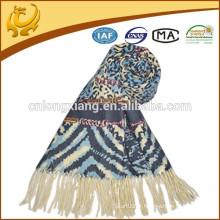 Best Selling Factory Factory Châle en laine d'automne