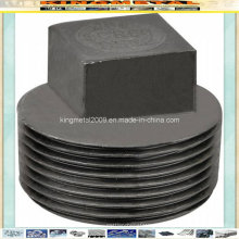High Pressure Carbon Steel Forged Fitting A105 Square Head Plug