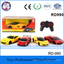 Licensed 1:24 Mini RC Cars Electric 4CH Remote Control Toys Radio Controlled Racing Car