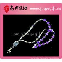 Cheap Fashion Lanyard Jewellery Keychain Lanyard For Woman