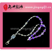 Correia barata de Keychain da jóia da correia da forma para a mulher
