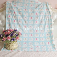 Couvertures de bébé de velours de corail, couvertures pour des enfants