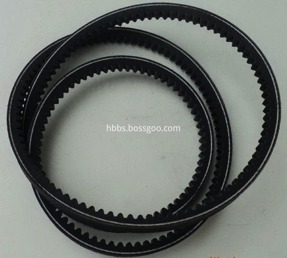 Rubber Narrow V-band