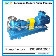 IH series stainless steel end suction centrifugal water pump