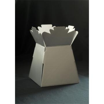 Cupcake Bouquet Box Florist Living Vase Boxes