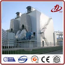 Filtro de bolsas de polvo de cemento fabricante