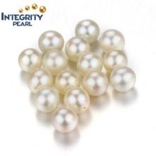 7-8mm AA Grade runde natürliche Süßwasser lose Perlen Perlen