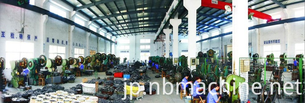 Stamping Agricultural Machinery Parts workshop