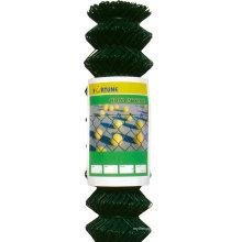 Cerca del acoplamiento de cadena galvanizado o recubierto de PVC