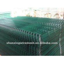 Anping PVC покрыл дешевые панели забора