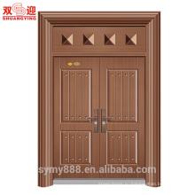 Используется наружные двери для продажи дверей безопасности в Китае из нержавеющей стали