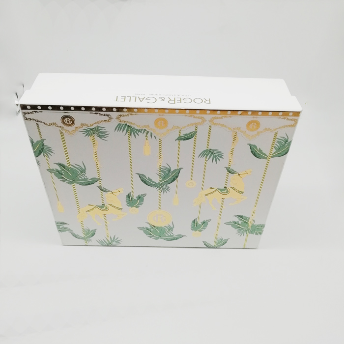 Collalsible Folding Paper Box