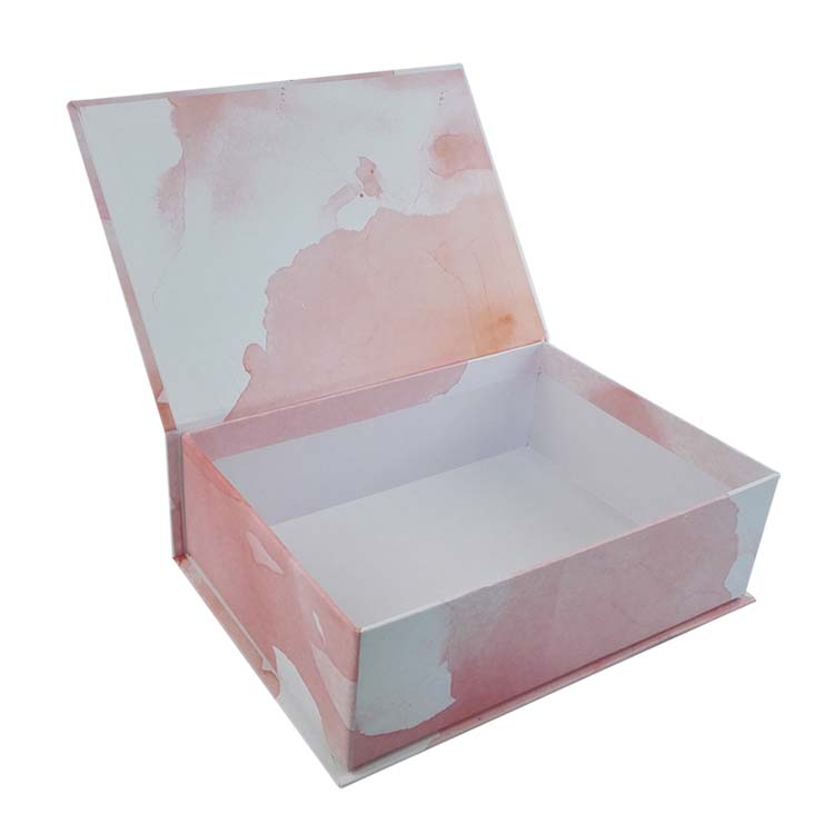 Pink Luxury Custom Cosmetic Box