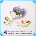 350g art paper printed card paper headband cards