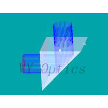 Optical K9 Glass Right Angle Prism