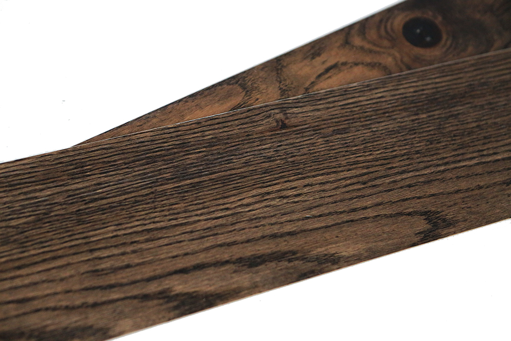 BrownEuropean oak solid wood composite SPC flooring