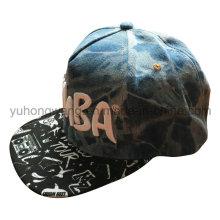 Gorra de béisbol personalizada, sombrero hermoso del Snapback de los deportes