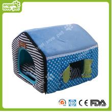 Maison de chien et lit pour animaux de compagnie de haute qualité Ctue