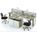 Modern style China factory office staff desk