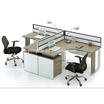 Modern style China factory office staff desk