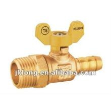 J2039 Brass Male Gas Ball Valve