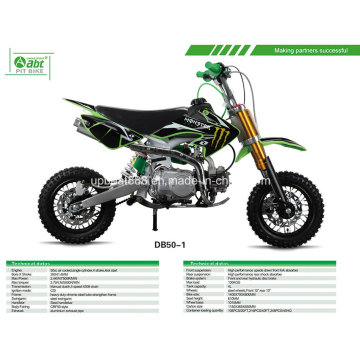 Upbeat Kids Dirt Bike Child Pit Bike Cross (50cc, 70cc, 90cc, 110cc)