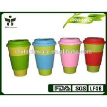 100% natural bamboo cup