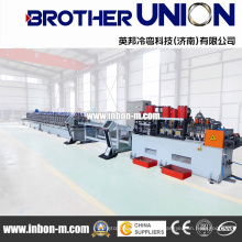 Imitation Wooden Door Cold Bending Forming Machine