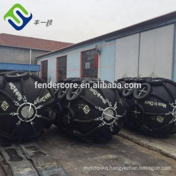 Marine equipment and tool florescence yokohama rubber fender for ship & dock