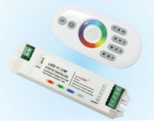 RGB W controller