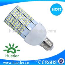 SMD 2835 светодиодная лампа кукурузы 10 Вт светодиодные лампочки E27 12V 24V DC